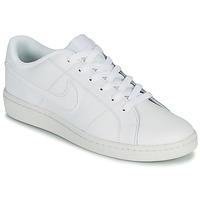 Sapatos Homem Sapatilhas Nike COURT ROYALE 2 LOW Branco