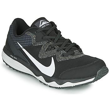 Sapatos Homem Sapatilhas de corrida Nike JUNIPER TRAIL Preto / Branco