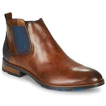 Sapatos Homem Botas baixas Lloyd JASER Conhaque