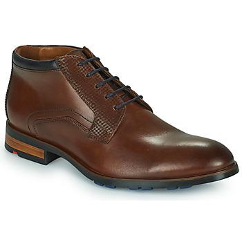 Sapatos Homem Botas baixas Lloyd JARON Castanho