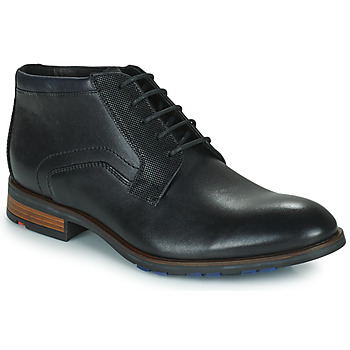 Sapatos Homem Botas baixas Lloyd JARON Preto