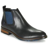 Sapatos Homem Botas baixas Lloyd JASER Preto