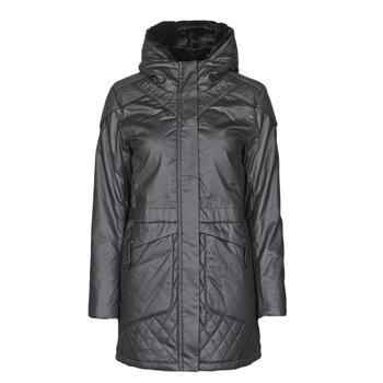 Textil Mulher Parkas One Step FR42021 Cinza
