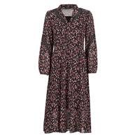 Textil Mulher Vestidos compridos One Step FR30121 Preto