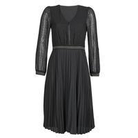 Textil Mulher Vestidos curtos One Step FR30061 Preto