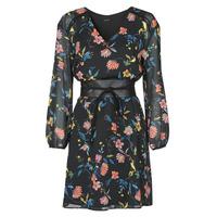 Textil Mulher Vestidos curtos One Step FR30301 Preto