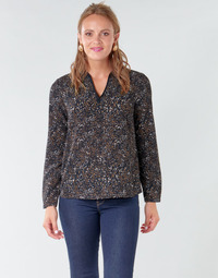 Textil Mulher Tops / Blusas One Step FR11161 Preto