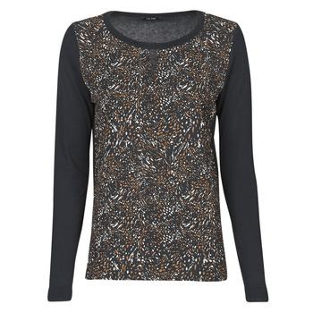 Textil Mulher camisolas One Step FR18021 Preto
