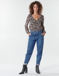 Textil Mulher Calças One Step FR29091_46 Azul