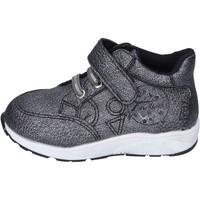 Sapatos Rapariga Sapatilhas Fiorucci BM426 Prata