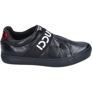 Sapatos Rapariga Slip on Fiorucci BM427 Preto
