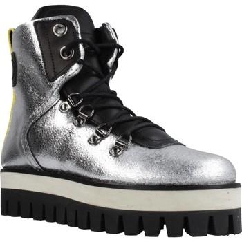 Sapatos Mulher Botins Buffalo GESINA Silver