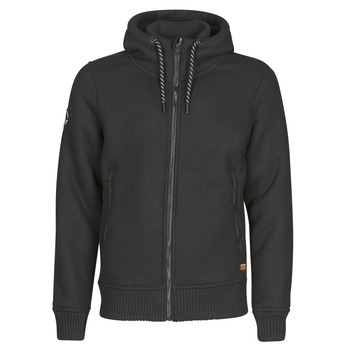 Textil Homem Jaquetas Superdry EXPEDITION ZIP THRU Preto