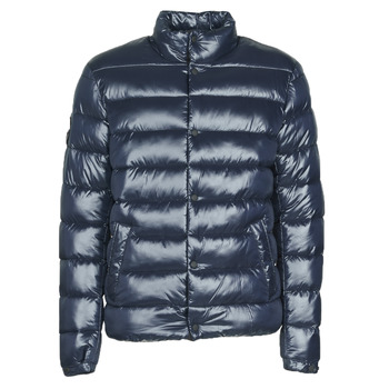 Textil Homem Quispos Superdry HIGH SHINE QUILTED PUFFER Azul