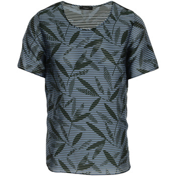 Textil Mulher T-Shirt mangas curtas Paul Smith Womens top Preto