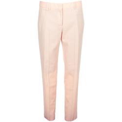 Textil Mulher Calças Paul Smith Pantalons Femme à Pinces Rosa