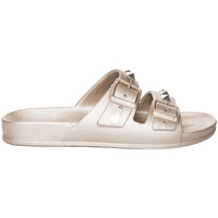 Sapatos Mulher Chinelos Cacatoès Lambada Ouro