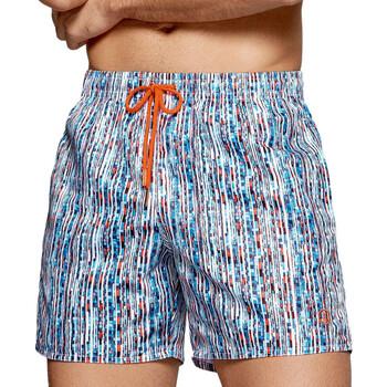 Textil Homem Fatos e shorts de banho Impetus 7413H24 H89 Azul