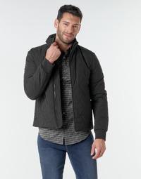 Textil Homem Jaquetas Emporio Armani 6H1BF4 Preto