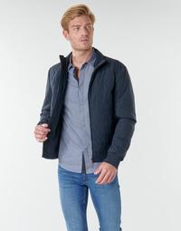 Textil Homem Jaquetas Emporio Armani 6H1BF4 Marinho