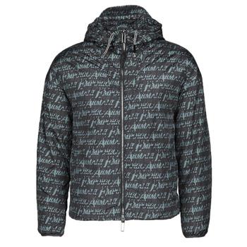 Textil Homem Jaquetas Emporio Armani 6H1BN6 Preto