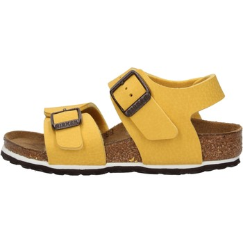 Sapatos Rapaz Sandálias Birkenstock - New york giallo 1015758 GIALLO
