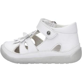 Sapatos Rapaz Sandálias Falcotto - Gabbietta bianco ORINDA-1N02 BIANCO