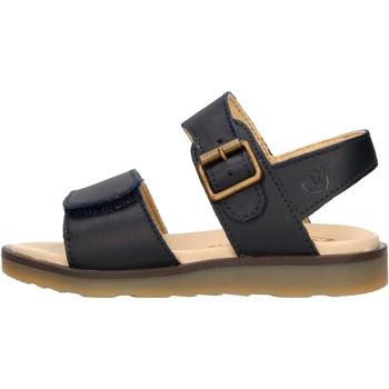 Sapatos Rapaz Sandálias Naturino - Sandalo blu ROUND-0C01 BLU