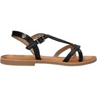 Sapatos Rapaz Sandálias Gioseppo - Sandalo nero BALLY NERO
