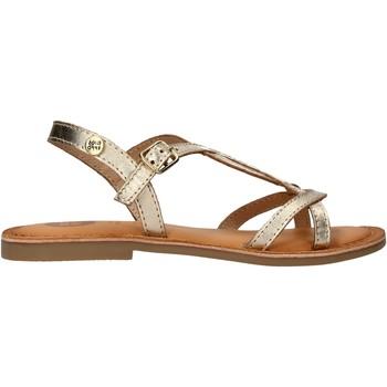 Sapatos Rapaz Sandálias Gioseppo - Sandalo oro BALLY ORO
