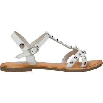 Sapatos Rapaz Sandálias Gioseppo - Sandalo bianco HABAY BIANCO