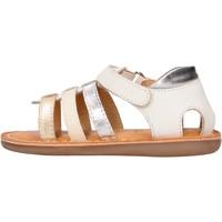 Sapatos Rapariga Sandálias Gioseppo - Sandalo bianco OKALOOSA BIANCO