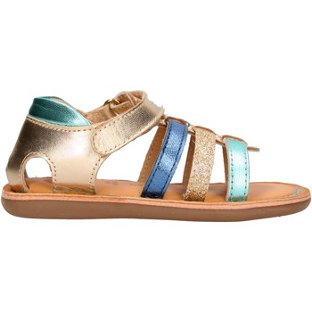 Sapatos Criança Sapatos aquáticos Gioseppo - Sandalo oro OKALOOSA ORO