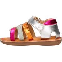 Sapatos Criança Sandálias Gioseppo - Sandalo argento OKALOOSA ARGENTO