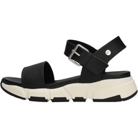 Sapatos Rapariga Sandálias Gioseppo - Sandalo nero KATIHAR NERO