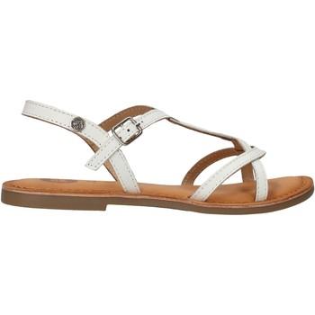 Sapatos Rapariga Sandálias Gioseppo - Sandalo bianco BISCOE BIANCO