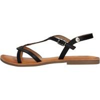 Sapatos Rapariga Sandálias Gioseppo - Sandalo nero BISCOE NERO