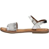 Sapatos Rapariga Sandálias Gioseppo - Sandalo argento SIRACUSA ARGENTO