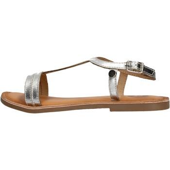 Sapatos Rapariga Sandálias Gioseppo - Sandalo argento ABERDEE ARGENTO