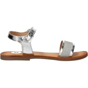 Sapatos Rapariga Sandálias Gioseppo - Sandalo argento RIVALTA ARGENTO