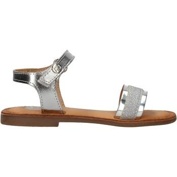 Sapatos Rapariga Sandálias Gioseppo - Sandalo argento NADIAD ARGENTO