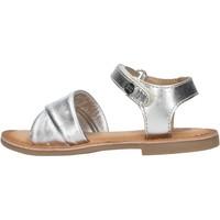 Sapatos Rapariga Sandálias Gioseppo - Sandalo argento MALABAR ARGENTO