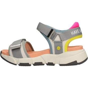 Sapatos Criança Sandálias Gioseppo - Sandalo grigio FIUGGI GRIGIO