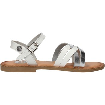 Sapatos Rapariga Sandálias Gioseppo - Sandalo bianco FLOREFF BIANCO