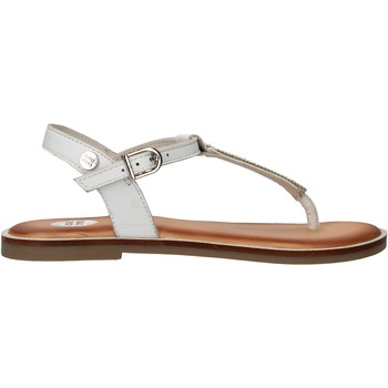 Sapatos Rapariga Sandálias Gioseppo - Sandalo bianco CLAVIER BIANCO