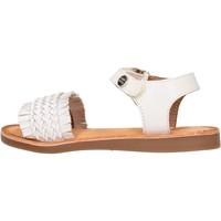 Sapatos Rapariga Sandálias Gioseppo - Sandalo bianco MARANELLO BIANCO