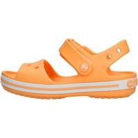Sapatos Criança Sandálias Crocs - Crocband sand k arancione 12856-801 ARANCIONE