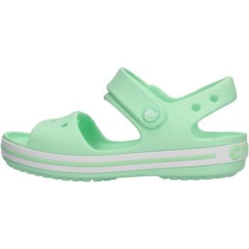 Sapatos Criança Sandálias Crocs - Crocband sand k verde 12856-3TI VERDE