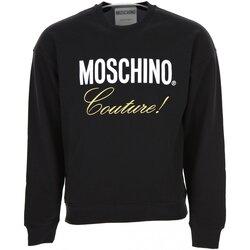Textil Homem Sweats Love Moschino ZA1719 Preto