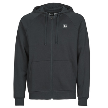 Textil Homem Sweats Under Armour UA RIVAL FLEECE FZ Preto